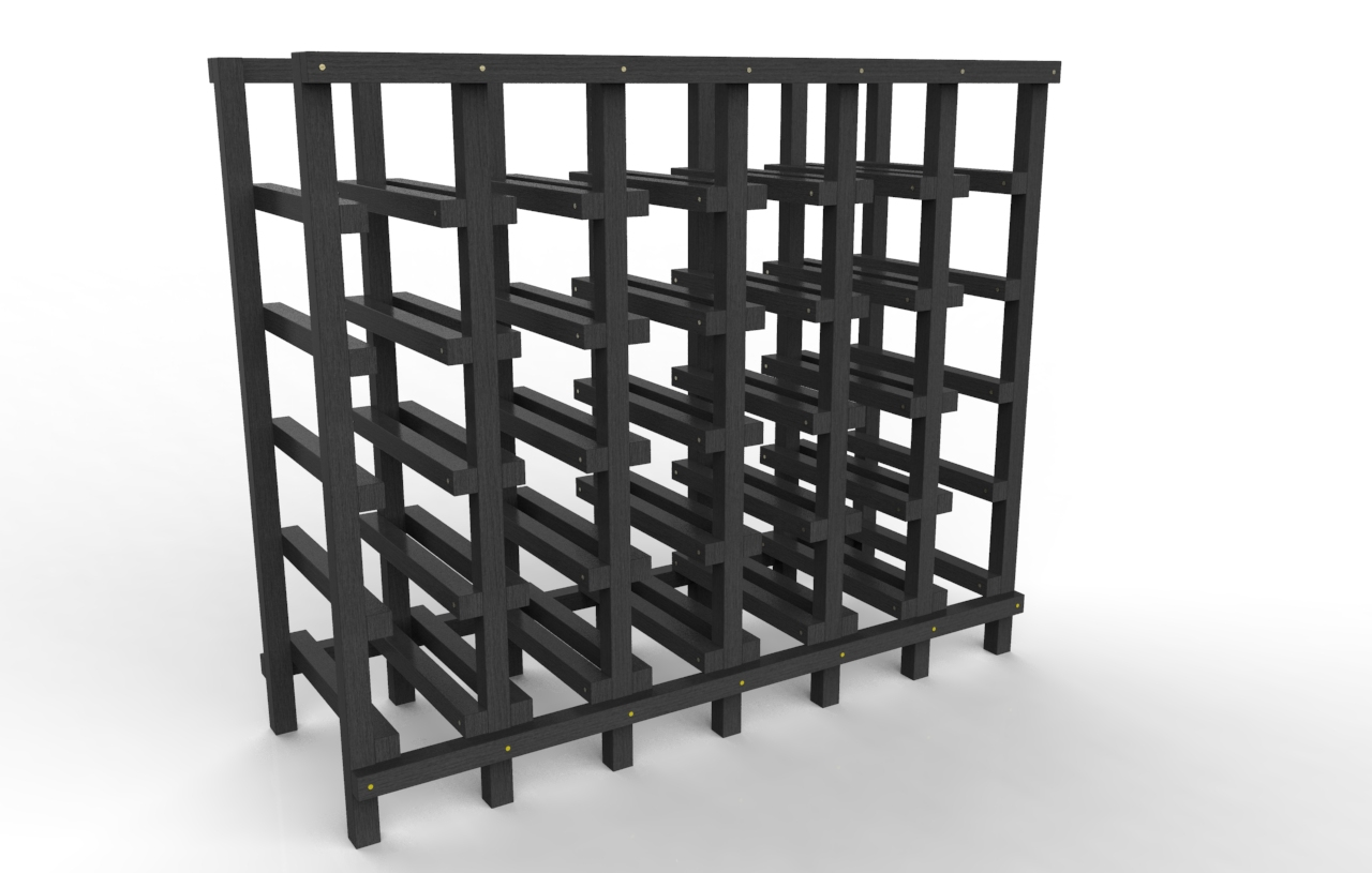 Winerack Big Black